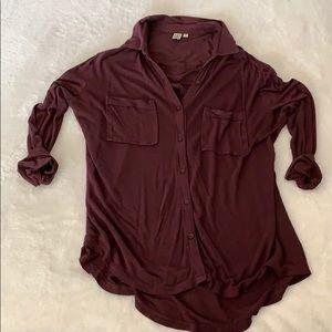 Nordstrom long blouse